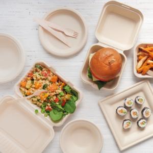 Food Packaging & Cutlery
