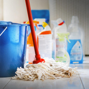Mopping, Buckets & Floor Care