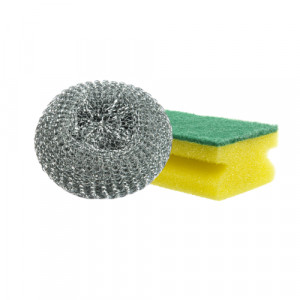 Sponges, Scourers & Washing Up Brushes