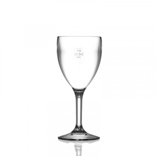 elite premium 9oz wine clear ce@1 175ml