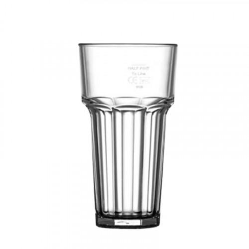 10oz american polycarbonate glasses ce