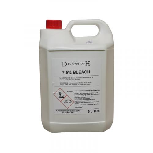 Duckworth Bleach 7.5%