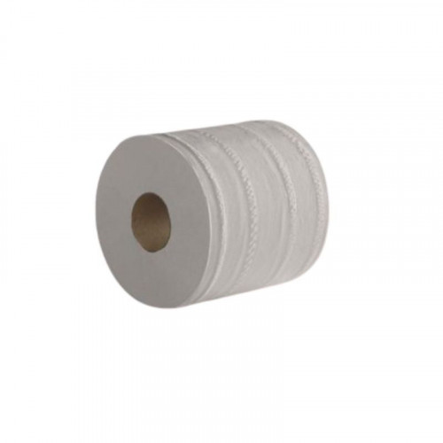 white 2 ply white centrefeed rolls