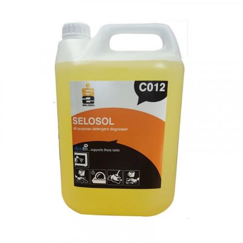 selosol food safe detergent degreaser 5 litre