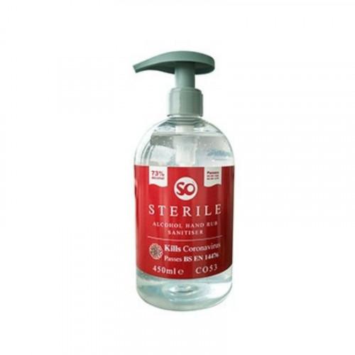 co53 selden sterile pump bottle