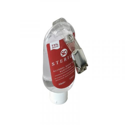 co53 50ml selden sterile bottles with clip