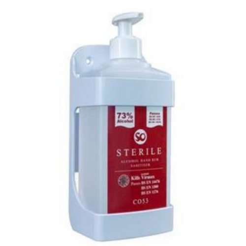 Sterile 73% Alcohol Bottle 500ml Refil Pack