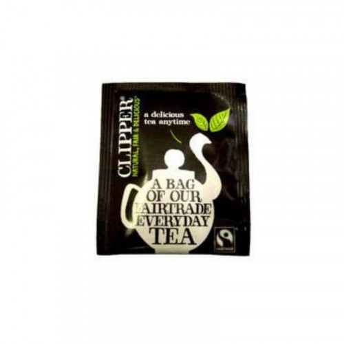 Clipper Classic Everyday Fairtrade Teabags