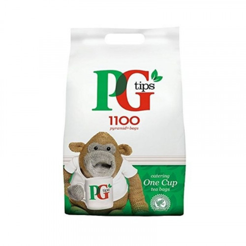 Pg Tips Envelope Teabags