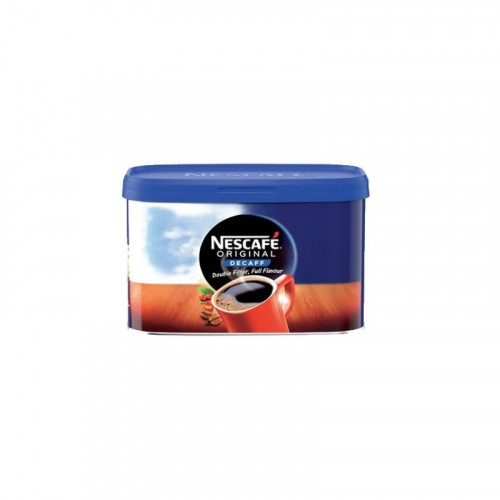 Nescafe Origina Decaff Coffee Granules Tin