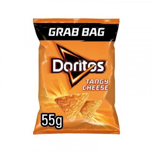 doritos tangy cheese grab bag