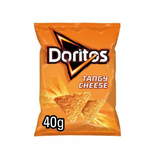 doritos tangy cheese standard bag
