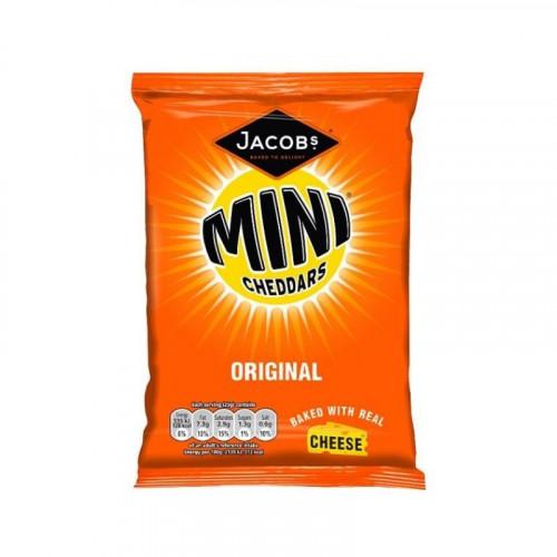 mini cheddars box