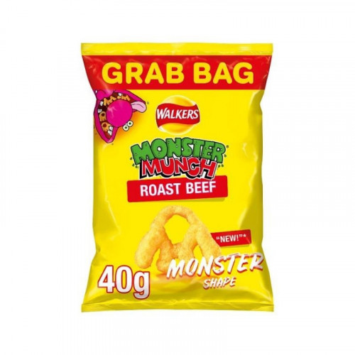 monster munch beefy grab bag
