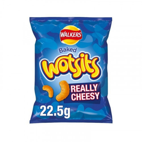 wotsits cheesey standard bag