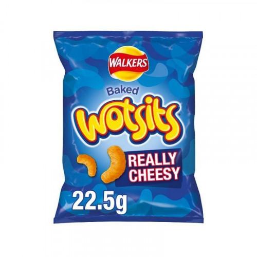 wotsits cheesey standard bag