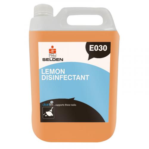 Selden Lemon Disinfectant 5L