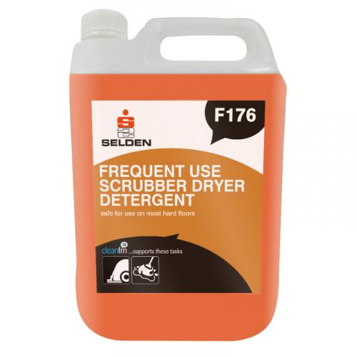 Neutral Scrubber Dryer Detergent 5L