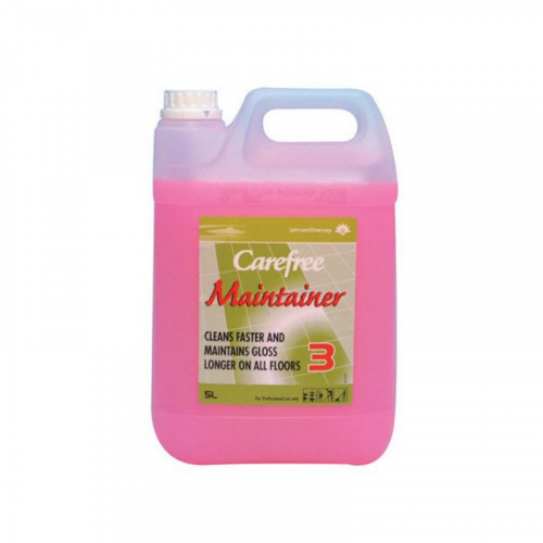 Carefree Floor Maintainer Neutral Detergent With Wax 5L