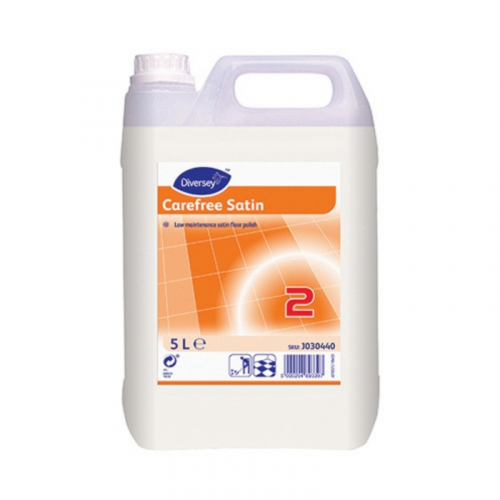 Carefree Satin Low Gloss Floor Finish 5L