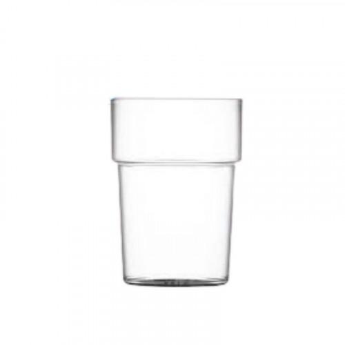 10oz reusable rigid half pint CE