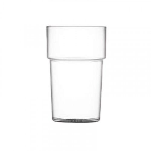 20oz reusable rigid pint glasses