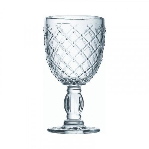 11.5oz lattice goblet