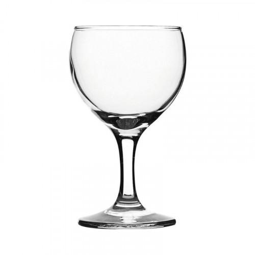 6.66oz paris wine glasses lgs@ 12 125ml per