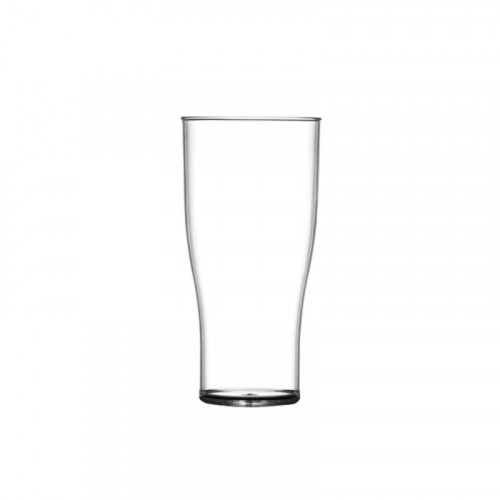 20oz elite tulip polycarbonate glasses
