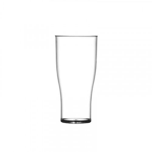 20oz elite tulip polycarbonate glasses