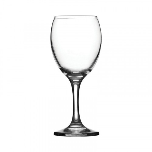 9oz imperial red wine glasses