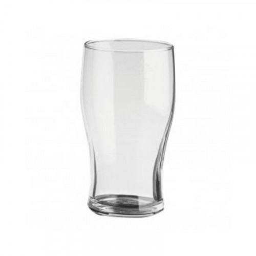 10oz tulip beer glasses  plain