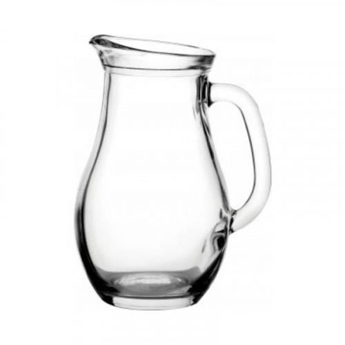 1litre bistro glass jug