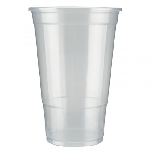 20oz Flexy Glass CE Marked to brim