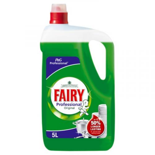 Fairy Original Washing Up Liquid 5L