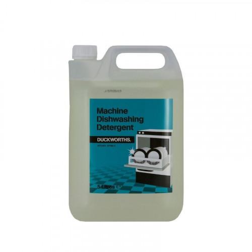 Duckworth Concentrated Machine Dishwash Detergent 5L