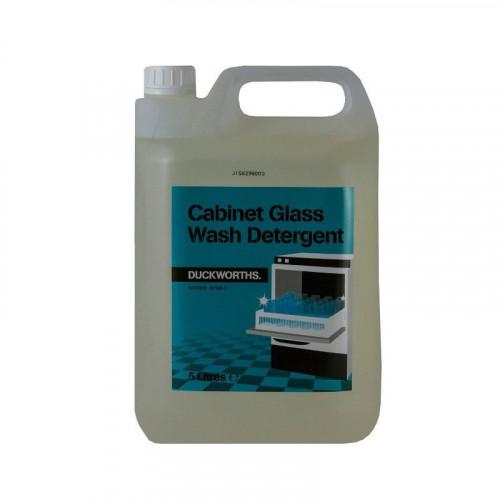 Duckworth Machine Glasswash Detergent 5L
