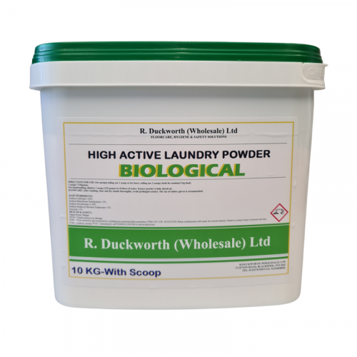 Duckworth Biological Ultimate Laundry Powder 10kg