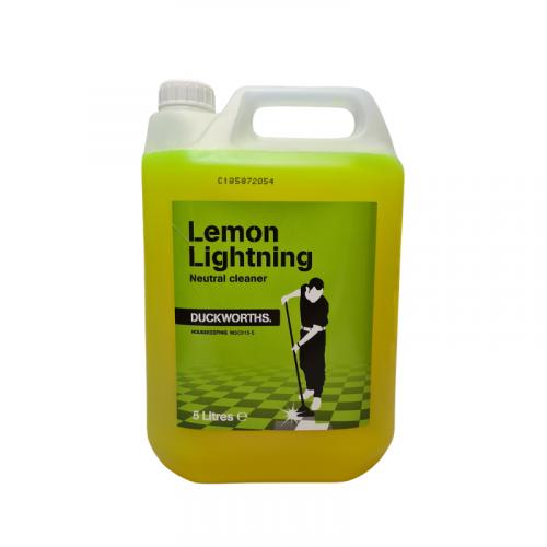 Duckworth Lemon Lightning Neutral Hard Surface 5L