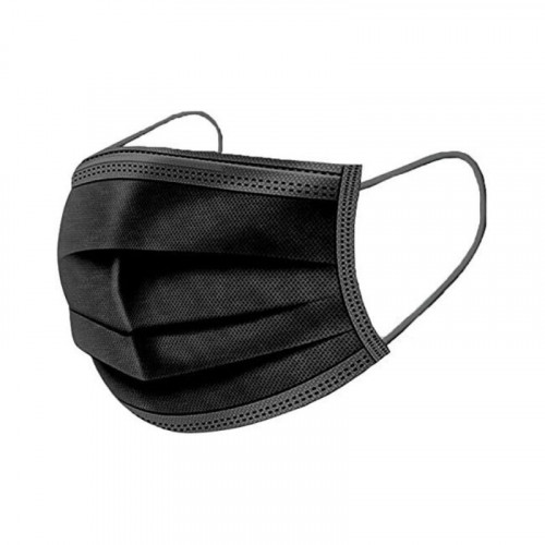 CIVILIAN BLACK FACE MASK
