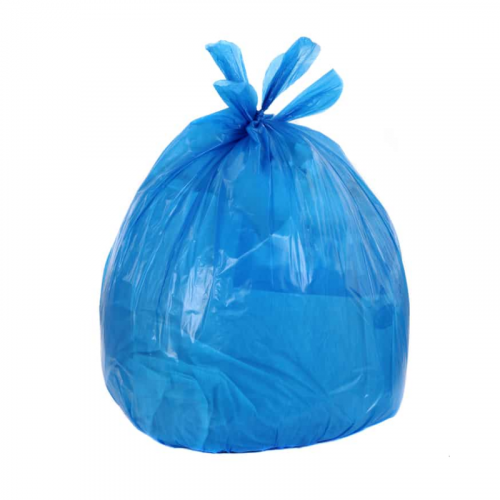 "Blue Refuse Sacks 18"" x 29"" x 39"""
