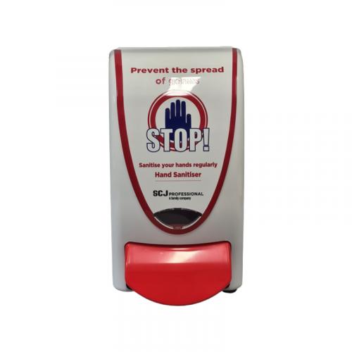 deb stop sanitiser dispenser