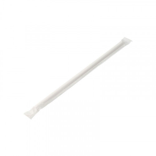 """Wrapped 8"""" Paper Straws"""