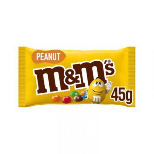 m & m peanut