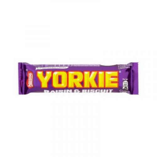 yorkie raisin & biscuit