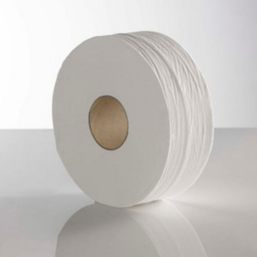 recycled mini jumbo 2 ply toilet rolls - large