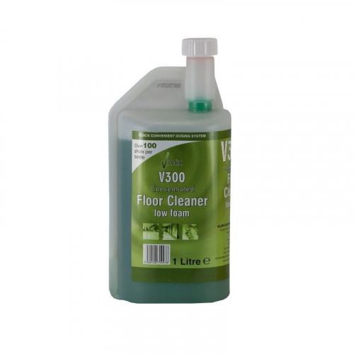 v-mix low foam floor cleaner 1 litre