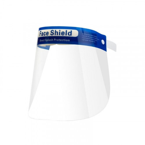 Face Shield with Comfort Foam Pad
