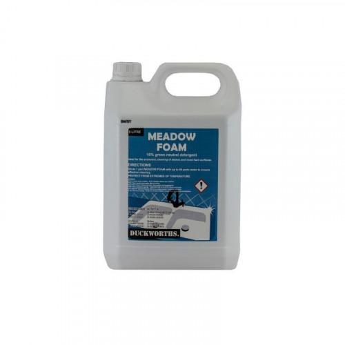 duckworth's meadow foam 10% washing up liquid 5 litre